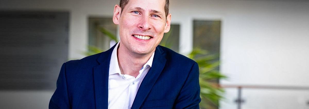 Michael Reusch, Geschäftsführer smartlutions GmbH